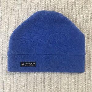 Fleece Columbia Hat